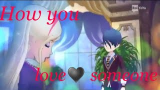 [Regal Academy] How you love someone - Hawk Snow White