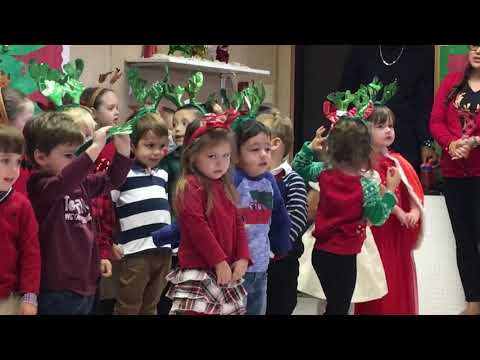 We Wish You a Merry Christmas - Montessori School of the Desert