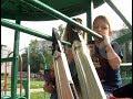 Мальчик застрял в трубах детского городка в Хабаровске. MestoproTV