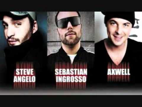 Swedish House Mafia Ft. Laidback Luke - Get Dumb