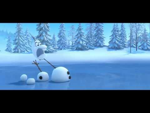 Trailer Frozen El Reino del Hielo Español
