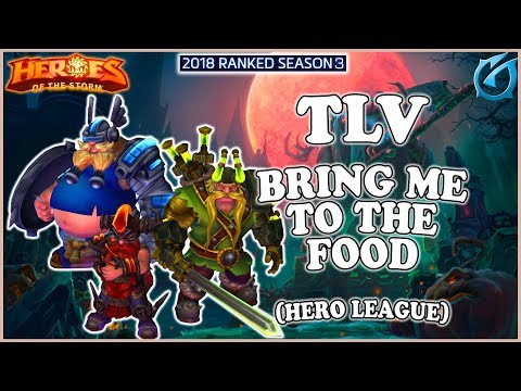 Grubby   Heroes of the Storm - TLV - Bring Me to the Food! - HL 2018 S3 - Towers of Doom