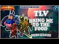Grubby | Heroes of the Storm - TLV - Bring Me to the Food! - HL 2018 S3 - Towers of Doom