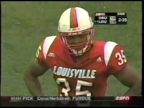 Louisville Vs Oregon St Football 9/17/05 FULL GAME