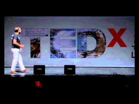 About Open Innovation: Carlos Oliveira Santos at TEDxEdges