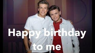 Happy Birthday To Me Vlog 43
