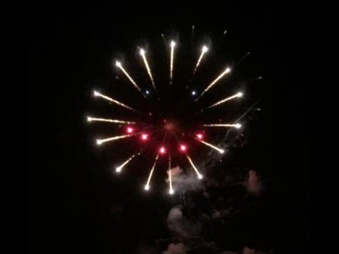 4th of July 2016 Miromar Fireworks Show