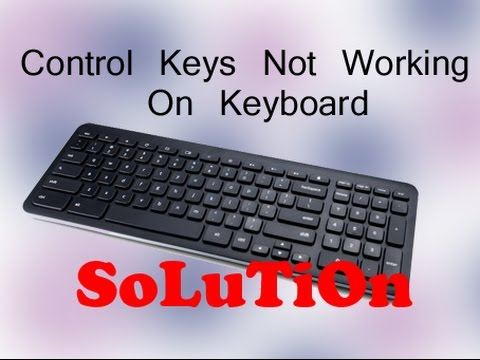 windows keyboard shortcuts stopped working