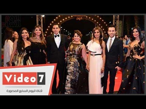 شاهد لحظات التتويج بحفل توزيع جوائز السينما العربية  - 00:53-2018 / 10 / 14