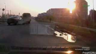 Подборка аварий на видеорегистратор 163 - Car Crash compilation 163 [18+]