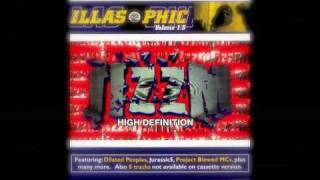 JIZZM HIGH DEFINITION - BASED ON PRINCIPLE - ft Evidence of Dilated Peoples