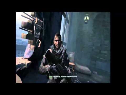 Modern Warfare 3 Kamarov's death