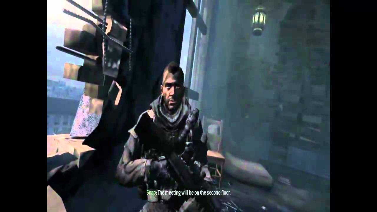 Modern Warfare 3 Kamarov S Death Youtube