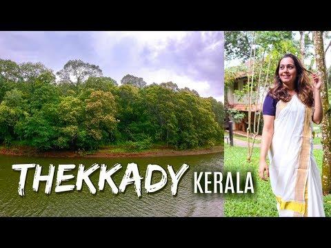 THEKKADY Kerala Tour   Periyar Lake Boat, Spice Garden, Greenwoods Resort