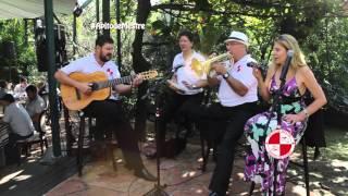 Casa da Fazenda Morumbi recebeu o show de samba e chorinho instrumental do Grupo Apito de Mestre
