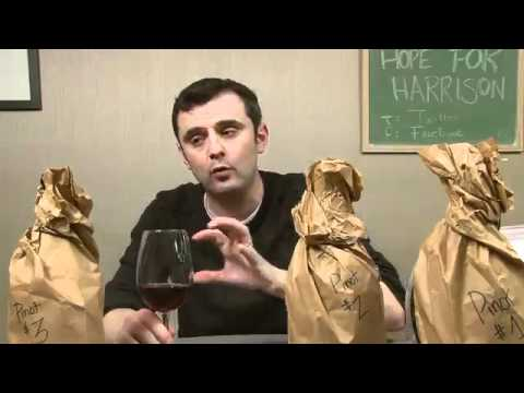 Blind Tasting of Pinot Noirs from Around the World -- Episode #992