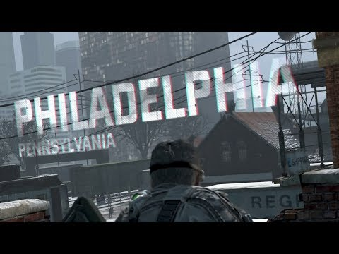Splinter Cell: Blacklist - 15 (Perfectionist, Ghost Mastery, Transit Yards Philadelphia USA)