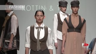 KOTTIN & TWILLE Fall Winter 2017 2018 SAFW by Fashion Channel