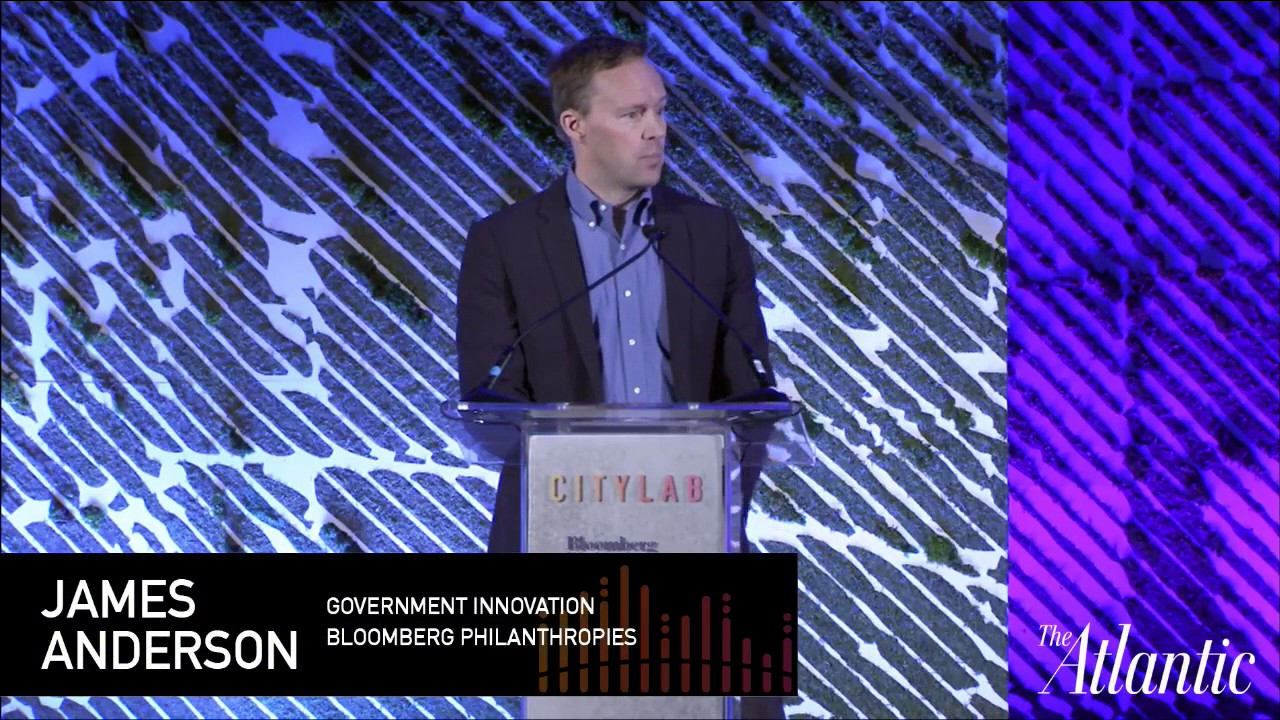 Welcome and Government Innovation at Bloomberg Philanthropies ...
