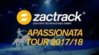 "zactrack - Apassionata Europe Tour ""Companions of Light"" 2017/18"