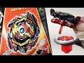 Venom Diabolos .Vn.Bl DX Starter (B-145) Unboxing & Review! - Beyblade Burst GT/Rise