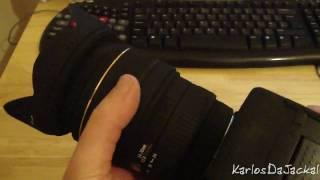 Lens Review - Sigma 24-70 EX DG Macro