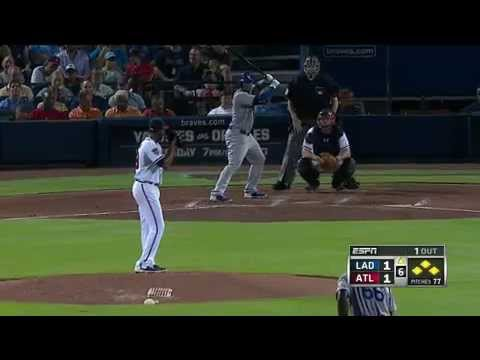 Dodgers Roll Braves