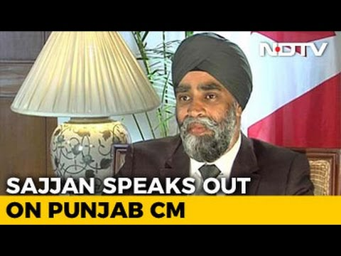 'It Does Hurt', Says Canadian Defence Minister, Accused Of Links With Khalistan Movement