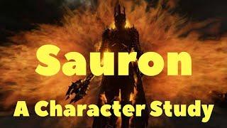 Sauron: A Character Study