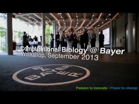 Computational Biology @ Bayer Workshop