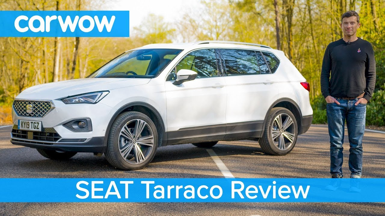 Download SEAT Tarraco SUV 2020 in-depth review | carwow Reviews