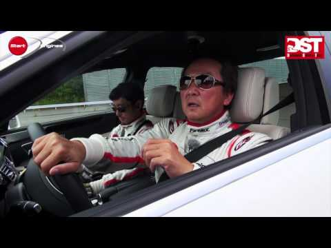 【DST#063】メルセデス・ベンツE400ハイブリッド vs トヨタ・クラウン・ハイブリッド