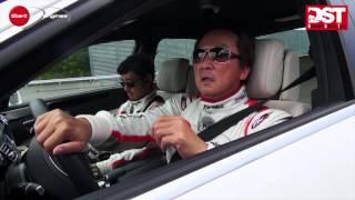 メルセデス・ベンツE400ハイブリッド vs トヨタ・クラウン・ハイブリッド(フルバージョン)【DST#063】