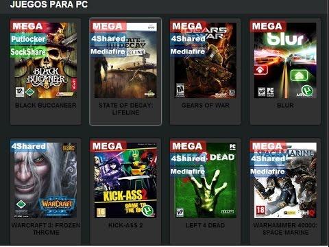 Top Mejores Paginas Para Descargar Juegos De Pc 2014 Youtube