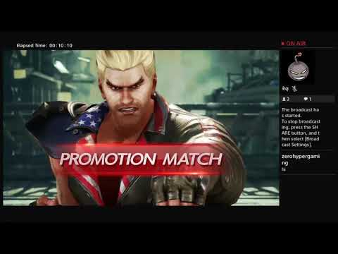 Tekken 7 : VGH - Video Gamers Hawaii - Live stream