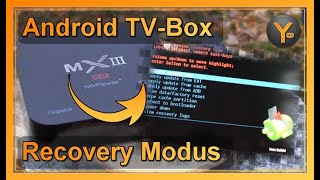Android Media Box Firmware