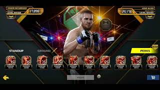 UFC mobile NP Conor