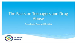 The Facts on Teenagers and Drug Abuse (888) 598-0909
