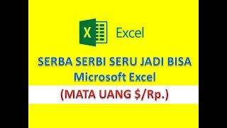 Gambar cover MENGUBAH Angka ke Rupiah/mata uang dalam Microsoft Excel