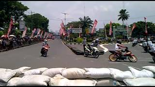 video road race rpm di binjai