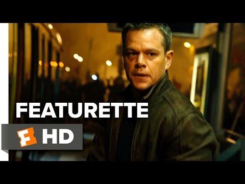 Jason Bourne Featurette - Fight Style (2016) - Matt Damon Movie