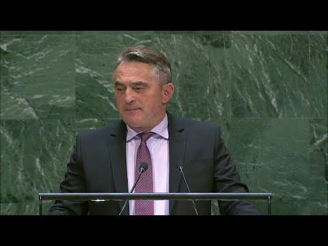 🇧🇦 Bosnia and Herzegovina - Chairman of Presidency Addresses General Debate, 74th Session