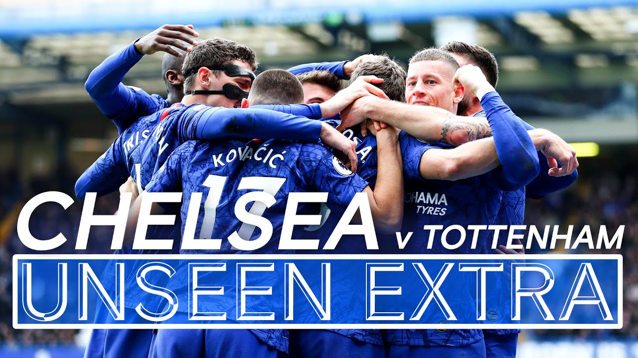 Giroud Starts & Stuns in the Blues' Takedown of the Spurs  🙌 | Chelsea 2-1 Tottenham | Unseen Ex