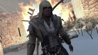 Assassins Creed 3 - Телевизионный трейлер