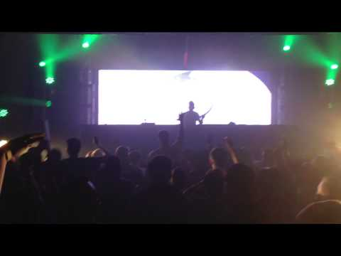 KhoMha opening for Markus Schulz At the Cain's