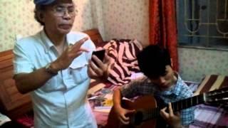 Nắng chiều rực rỡ - nhạc sỹ Phạm Duy