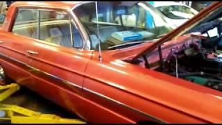Motorinstandsetzung Oldsmobile V8 Bj 1961