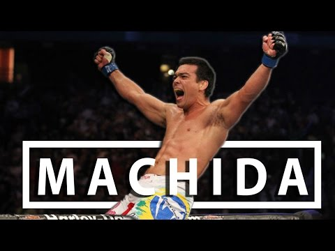 "Lyoto ""The Dragon"" Machida 
