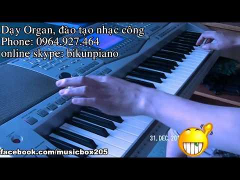 Cam bay tinh yeu organ remix - Cạm bẫy tình yêu organ