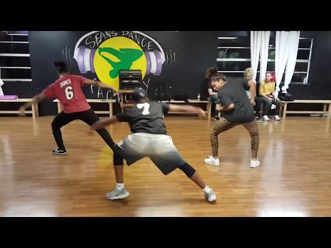 DMX'X Gon Give It To Ya'Choreography by Rickey Pierre